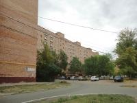 Togliatti, Banykin st, house 28. Apartment house