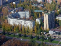 Togliatti, Banykin st, house 40. Apartment house
