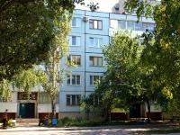 Togliatti, Banykin st, house 42. Apartment house