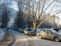 Togliatti, Banykin st, house 56. Apartment house