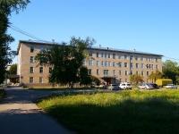 Тольятти, улица Баныкина, дом 8 к.4. больница Городская больница №2 им. В.В. Баныкина. Кардиологическое отделение №1