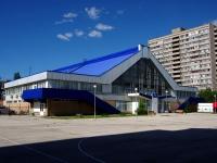 """улица Баныкина, дом 22А. спортивный комплекс """"Акробат"""""""