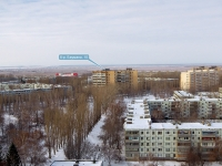 Togliatti, Bauman blvd, house 10. Apartment house