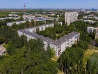 Тольятти, Баумана бульвар, дом 1. многоквартирный дом