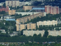Togliatti, Bauman blvd, house 2. Apartment house