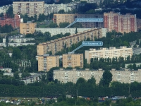 Togliatti, Bauman blvd, house 4. Apartment house