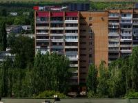 Тольятти, Баумана бульвар, дом 10. многоквартирный дом