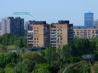 Togliatti, Bauman blvd, house 16. Apartment house