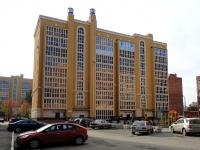 Togliatti, Belorusskaya st, house 7. Apartment house