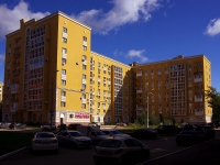 Togliatti, Belorusskaya st, house 13. Apartment house