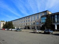 Togliatti, university Тольяттинский государственный университет, Belorusskaya st, house 14