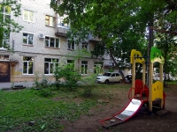 Togliatti, Belorusskaya st, house 6. Apartment house