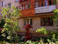 Togliatti, Belorusskaya st, house 25. Apartment house