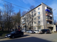 neighbour house: st. Belorusskaya, house 27. Apartment house