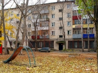 Togliatti, Belorusskaya st, house 27. Apartment house