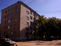 neighbour house: st. Belorusskaya, house 29. hostel
