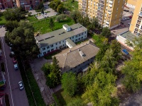 Togliatti, st Belorusskaya, house 11. vacant building