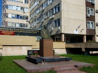 Togliatti, monument Н.Ф.СемизоровуBelorusskaya st, monument Н.Ф.Семизорову