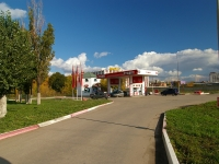 neighbour house: st. Borkovskaya, house 43. fuel filling station ООО Лукойл-Уралнефтепродукт, №67