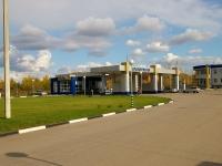 Тольятти, улица Борковская, дом 67. автозаправочная станция ООО Промкриоген
