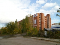 neighbour house: st. Borkovskaya, house 73. garage (parking)