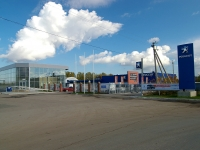 Togliatti, automobile dealership Peugeot Тольятти Центр, автоцентр, Borkovskaya st, house 77