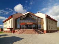 Togliatti, Borkovskaya st, house 90. office building