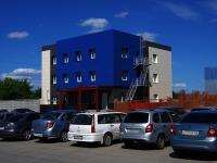 Тольятти, улица Борковская, дом 49. офисное здание