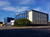 Тольятти, улица Борковская, дом 51. офисное здание