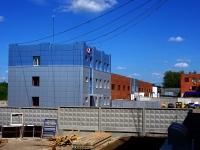 Тольятти, улица Борковская, дом 51 с.2. офисное здание