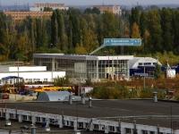 Togliatti, Borkovskaya st, house 77 к.3. automobile dealership