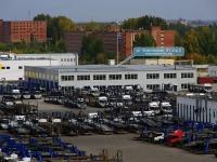 Togliatti, Borkovskaya st, house 91 с.2. automobile dealership