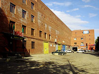 Togliatti, Botanicheskaya st, house 7А. garage (parking)