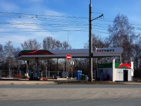 Тольятти, улица Ботаническая, дом 3. автозаправочная станция