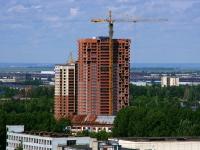 Тольятти, улица Ботаническая, дом 5Б/СТР. строящееся здание