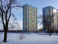 Тольятти, улица Ботаническая, дом 5Б/СТР. многоквартирный дом