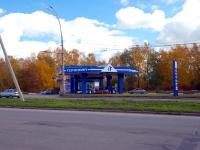 Тольятти, автозаправочная станция АЗС Терминал, ООО Техно-2, улица Ботаническая, дом 7В