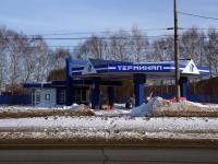 Togliatti, fuel filling station АЗС Терминал, ООО Техно-2, Botanicheskaya st, house 7В