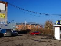 Тольятти, улица Ботаническая, дом 36А. многофункциональное здание