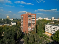 Togliatti, Budenny avenue, house 6. Apartment house