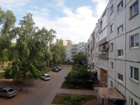 Togliatti, Budenny avenue, house 5. Apartment house