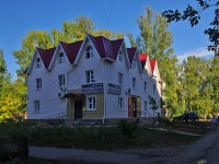 neighbour house: avenue. Budenny, house 12Б. office building