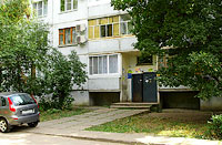 neighbour house: st. Voroshilov, house 12. Apartment house