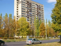 Togliatti, Voroshilov st, house 24. Apartment house