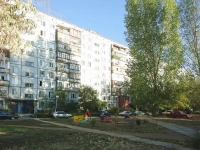Togliatti, Voroshilov st, house 30. Apartment house