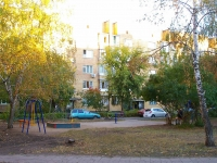Togliatti, Voroshilov st, house 34. Apartment house