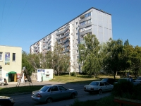 Togliatti, Voroshilov st, house 35. Apartment house