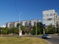 neighbour house: st. Voroshilov, house 43. Apartment house