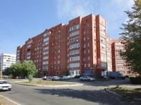 Тольятти, улица Ворошилова, дом 69. многоквартирный дом