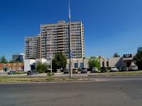 Тольятти, улица Ворошилова, дом 73. многофункциональное здание